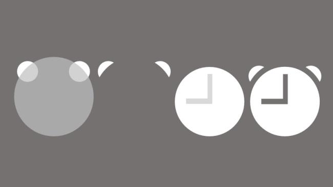 3、画边缘高光。复制iPhone外观,插入一个直角矩形,大小以能截取复制出的iPhone外观的一个角为宜,选择复制出的iPhone外观,与直角矩 形,执行菜单下格式-合并形状-相交,去轮廓线,执行菜单下格式-形状填充-渐变-其他渐变,类型选择射线,角度158度,在渐变光圈上添加三个停止点 (加上原有的两个,即有5个停止点,),颜色从左至右依次选择黑-黑-50%灰-黑-黑,位置分别为0、40%、55%、55%、100%(要保证第四个 点的位置与第三个点的位置相同,才能产生高光与阴影的强烈反差)。复制三个,旋